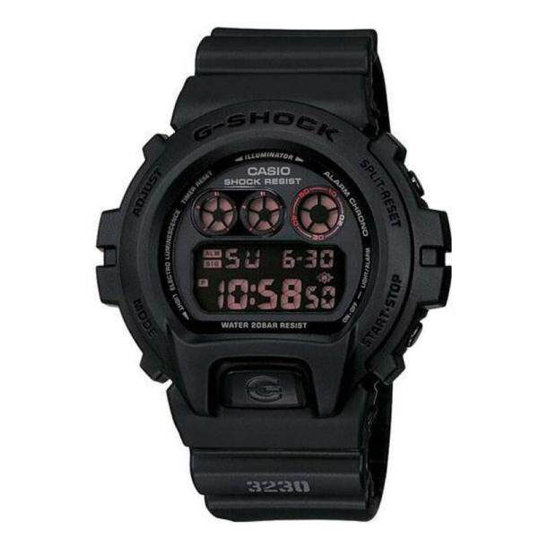 Casio_G Shock DW_6900BB-1 Men Sport Digital Watch 200M Water Resistant Shockproof and Waterproof World Time LED Light Wrist Sports Watches DW6900 Malaysia