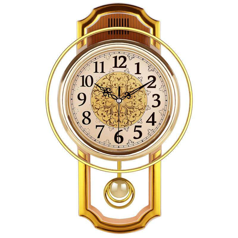 Vintage Pendulum Clock Wall Home Decor Silent Best Selling Products Clock