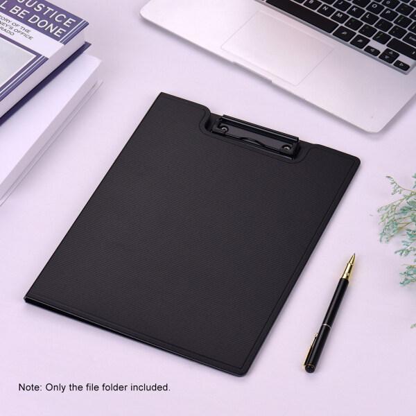 Mua A4 thư Kích thước clipboard tập tin đầy màu sắc bìa thư mục tài liệu Organizer lưu trữ viết Pad văn phòng phẩm cho trường học văn phòng cuộc họp kinh doanh