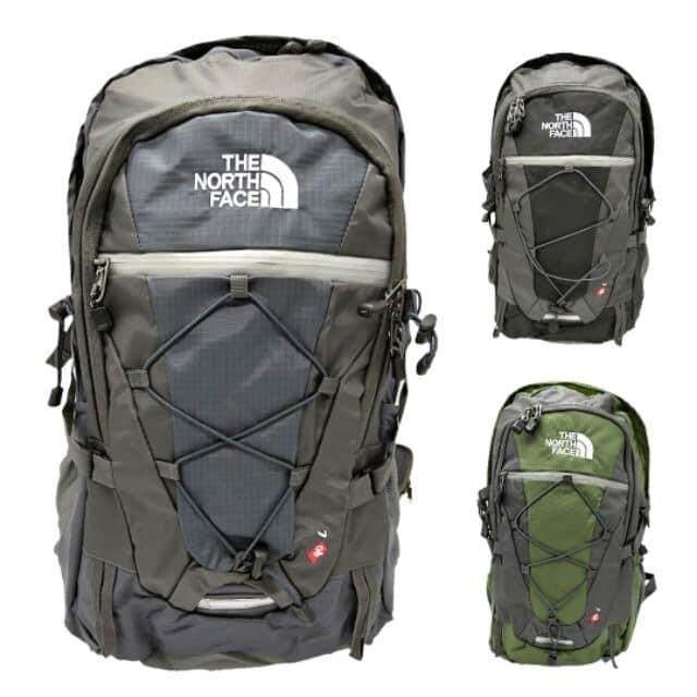 78af29e39 High QualityThe North Face Backpack USB 40 L Travel Sport Men's Women