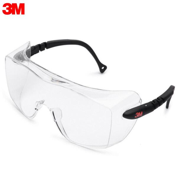 Giá bán 3 M/12308 Mắt Kính Trong Chống Sương Mù An Toàn Kính Mắt Kính Bảo Vệ Mắt Cá Nhân Bảo Vệ Thiết Bị