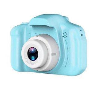 GOODSHOP Máy Ảnh Kỹ Thuật Số Trẻ Em X2 Camera Mini Độ Nét Cao Đa Chức Năng Có Đầu Đọc Thẻ Hỗ Trợ Thẻ Nhớ thumbnail