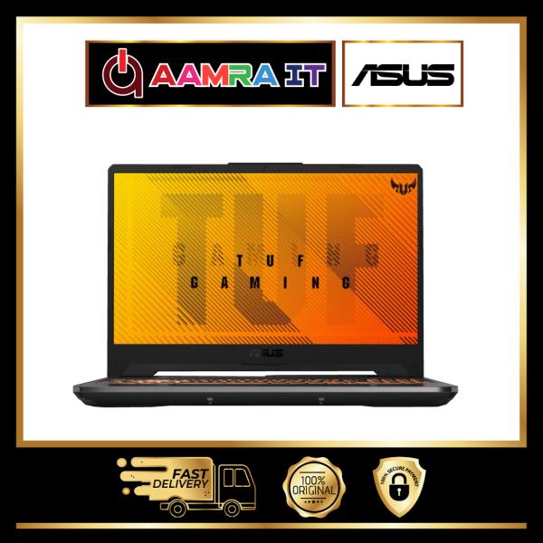 Asus TUF F15 FX506L-HHN080T 15.6 FHD 144Hz Gaming Laptop (I5-10300H, 8GB, 512GB SSD, GTX1650 4GB, W10) Malaysia