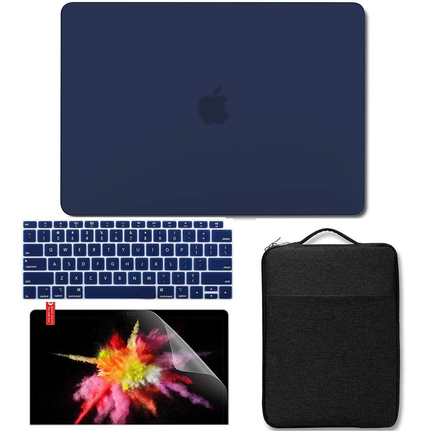 """MacBook Air 13/"""" Hard Case A1932 2018 2019 Shell Carrying Cover Touch ID Retina"""
