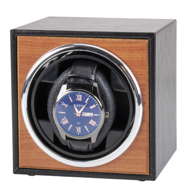 EverToner Watch Winder for Automatic Watches Single Wooden Watch Accessories Box Watches Storage Luxury Malaysia