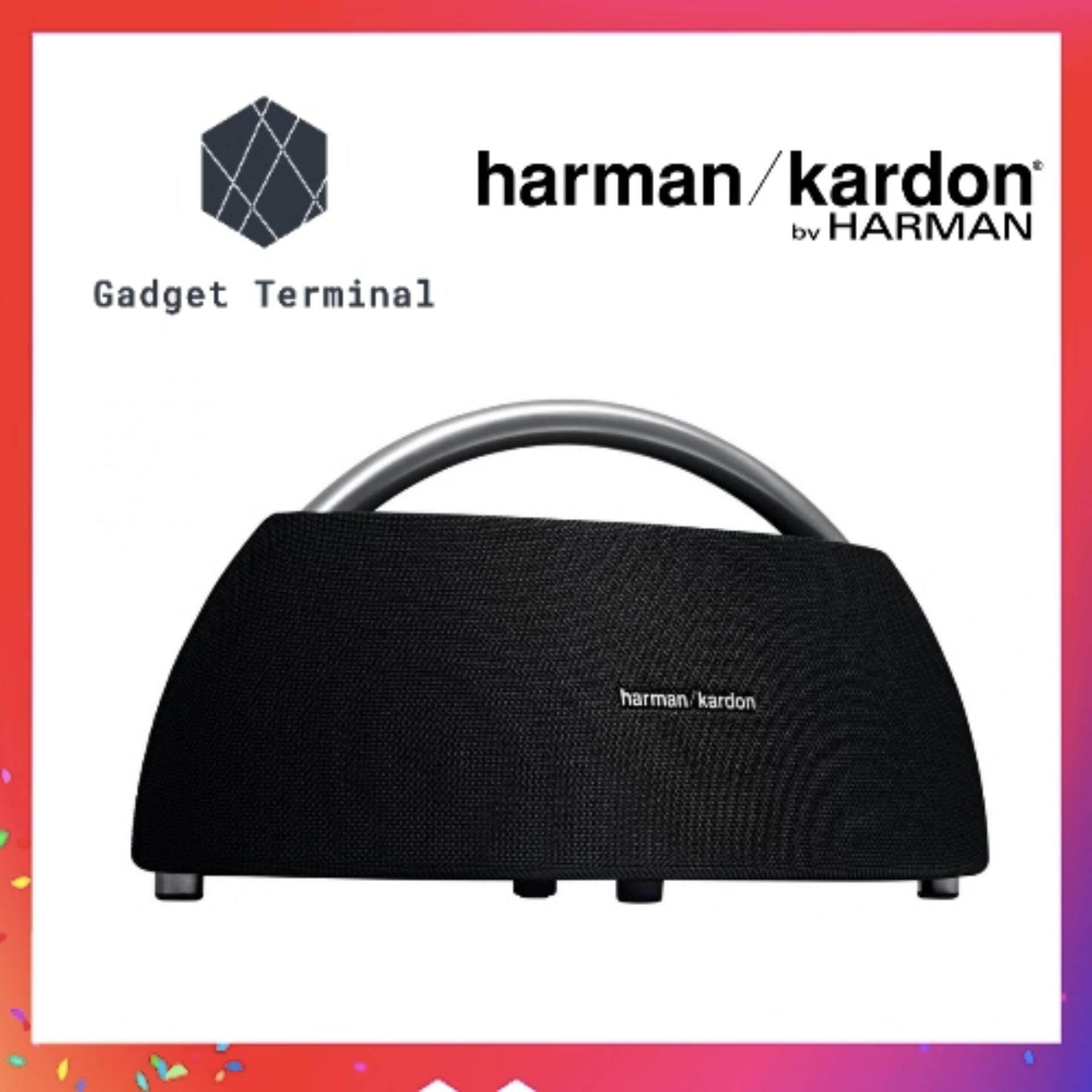 34be8f665e5 Harman Kardon By JBL Go + Play Portable Bluetooth Wireless Speaker