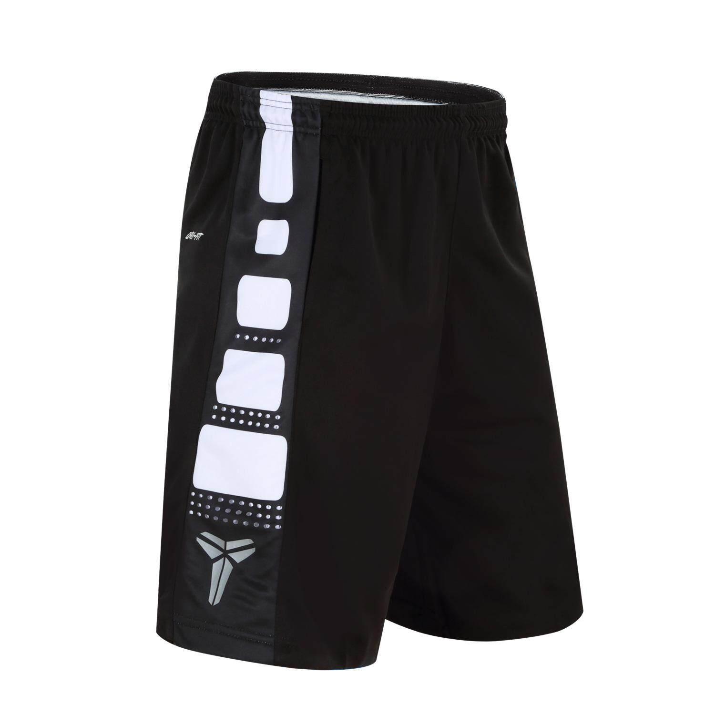 22433a86f Summer Basketball Shorts Men Outdoors Running Short Pants Knee Length Loose  Breathable Training Gym Sport Shorts