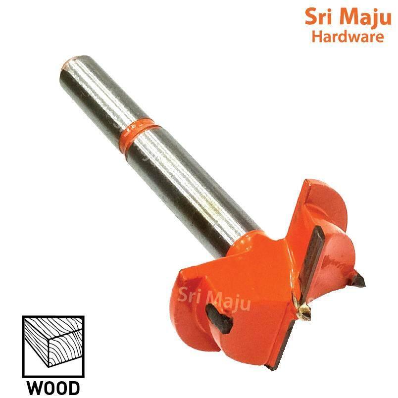 MAJU 35mm Wood Center Hinge Boring Forstner Drill Bit for Furniture Door Hinge Hole