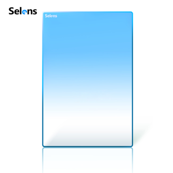 Selens 100x150mm GND ND Filter Ultra Slim Graduated Neutral Density Square Filter
