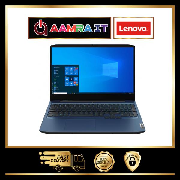 LENOVO IDEAPAD GAMING 3 15IMH05 81Y400VKMJ  I5-10300H, 8GB, 512GB SSD, GTX1650Ti 4GB, 15.6FHD, BLUE-W10 Malaysia