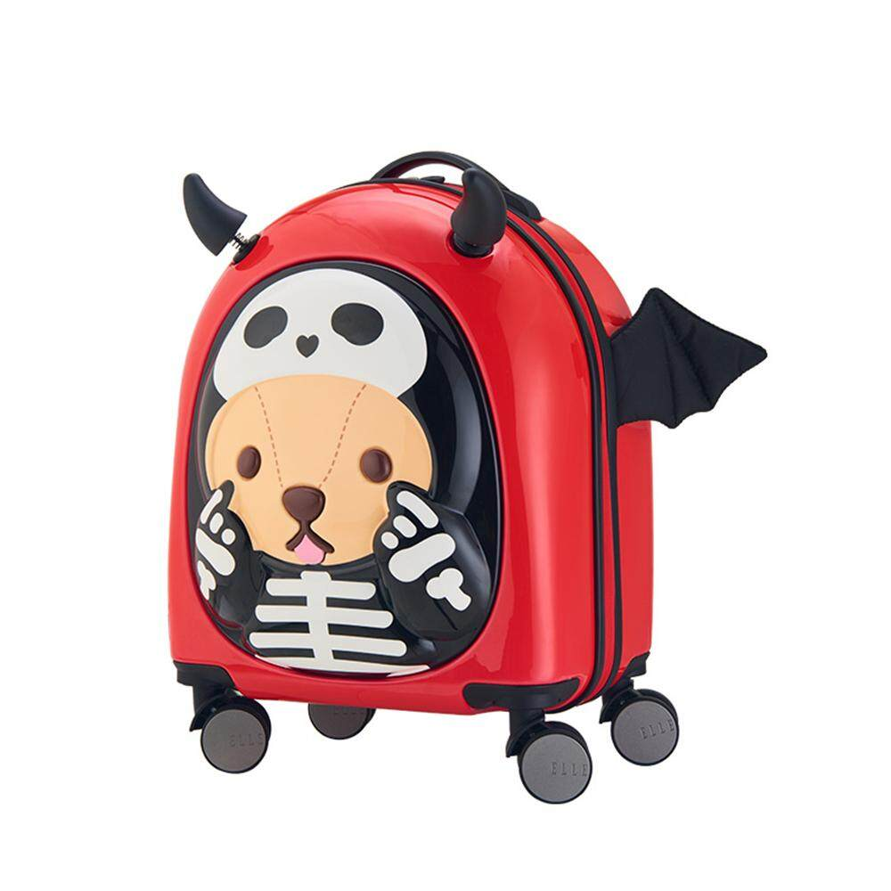 18dde942afec Trolley Case 16 Inch Portable Children Suitcase Universal Wheel 3d Cartoon  Suitcase Boys and Girls