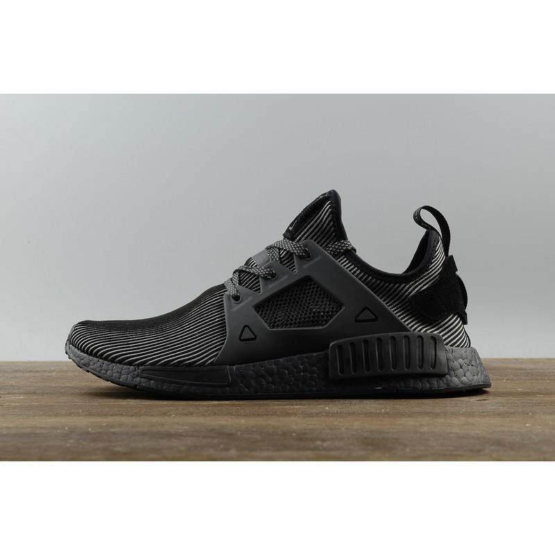 9046da900  READY STOCK Original Adidas NMD XR1 Black
