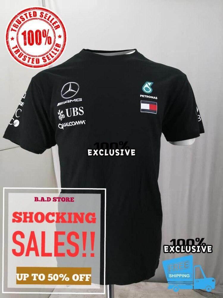 a4aeebe52 Limited Edition!! Tshirt Petronas X AMG X Tommy Hilfiger OEM   Lazada