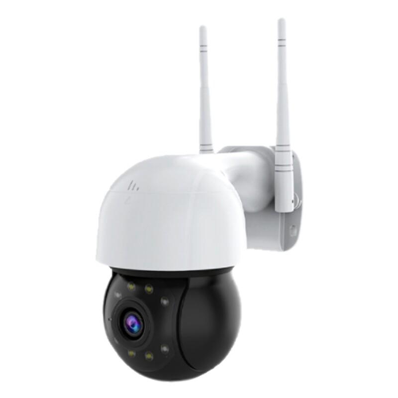 Surveillance Camera Wireless Wifi Network Ball Camera 1080P Outdoor HD Night Vision Camera 2MP