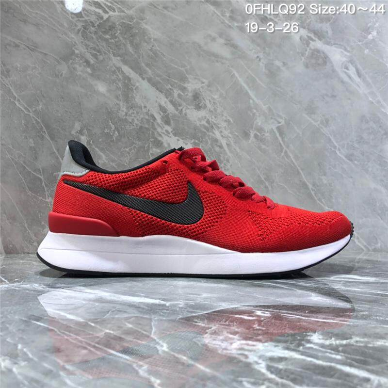 info for 3affe 480ea Nike sports shoes men 2019 new ZOOM waffle shoes cushioning flying line  running shoes 898466-