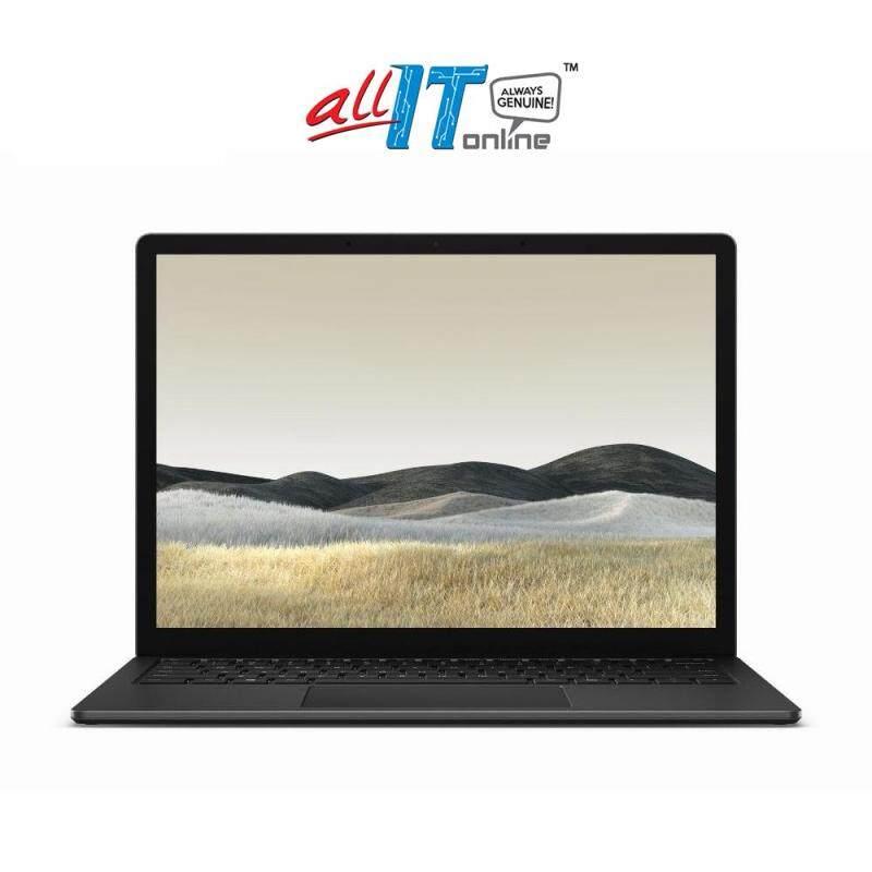 Microsoft Surface Laptop 3 [Intel Core i5, 8GB RAM, 256GB SSD] - Black Malaysia