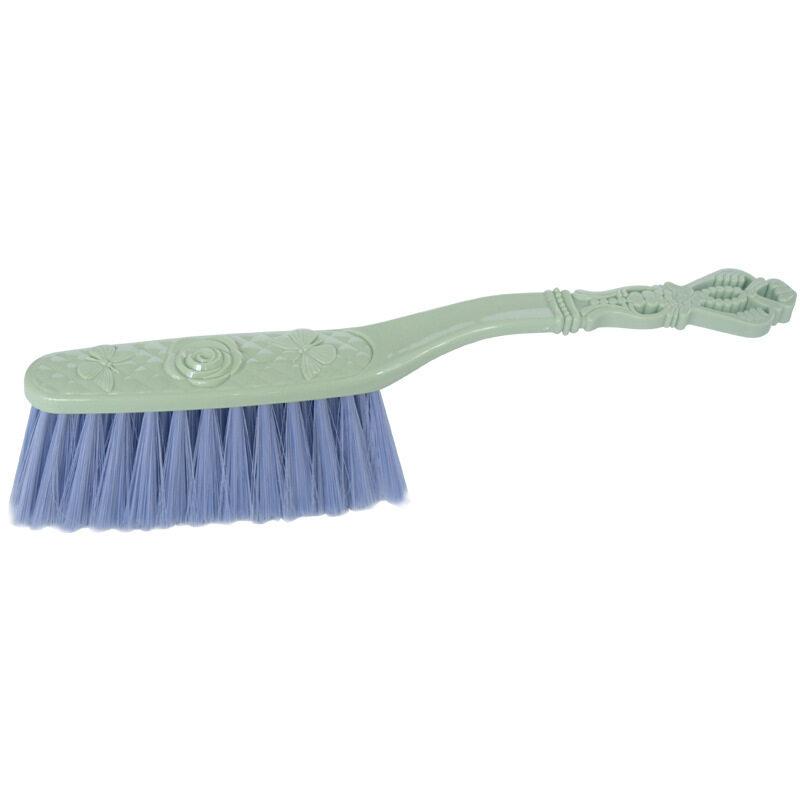 1 Chiếc Bàn Chải Giường Nhựa Cho Phòng Khách Gia Đình Nữ Làm Sạch Bàn Chải