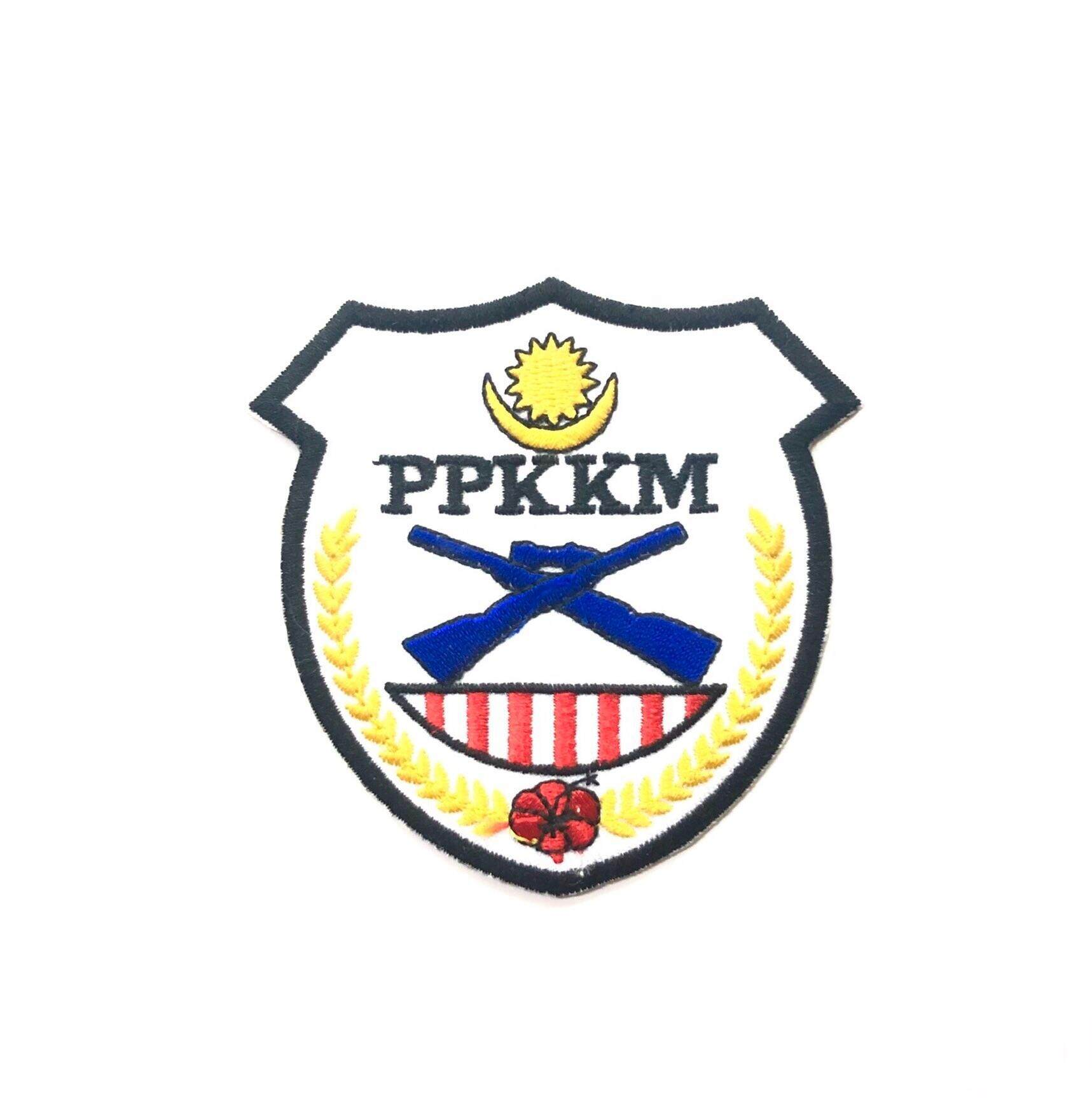Security PPKKM Badge