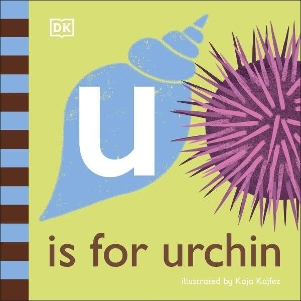 U is for Urchin + EXCLUSIVE FREE GIFTS Malaysia