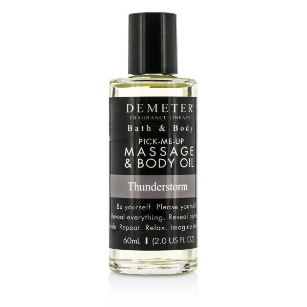 Buy DEMETER - Thunderstorm Massage & Body Oil 60ml/2oz Singapore