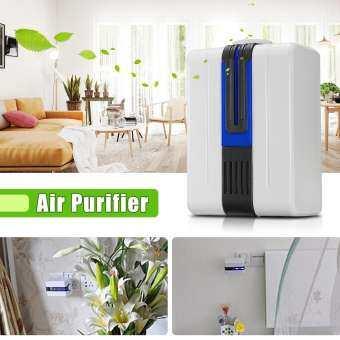 【การจัดส่ง + แฟลช Deal】LED ฟอกอากาศโอโซนเครื่องฟอกไอออนไนเซอร์ Fresh Clean Living Home Office 110 โวลต์ - 240 โวลต์-
