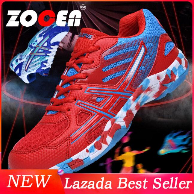 Giày Cầu Lông ZOCEN Cho Nam Nữ, Giày Thể Thao Đa Năng Giày Lưới Bằng Cao Su giá rẻ