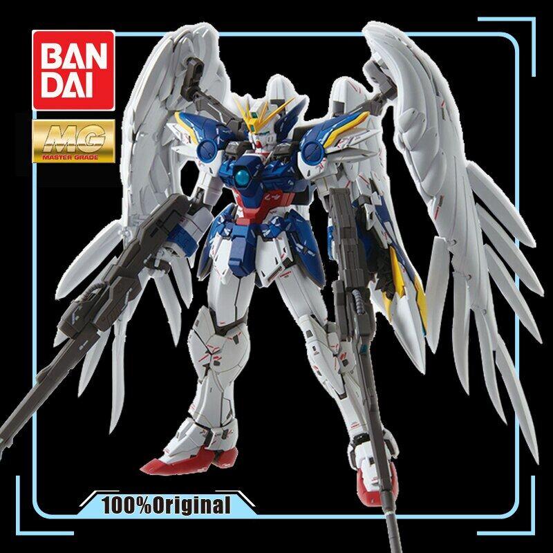 Mg 1 100 Ver Ka Wing Gundam Zero Xxxg 00w0 Assembling Model Action Toy Figures Children S Gifts Lazada Ph