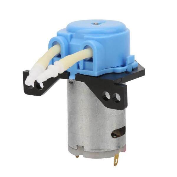 DC6V Micro Water Liquid Peristaltic Pump For Aquarium Lab Analytical 2*4mm