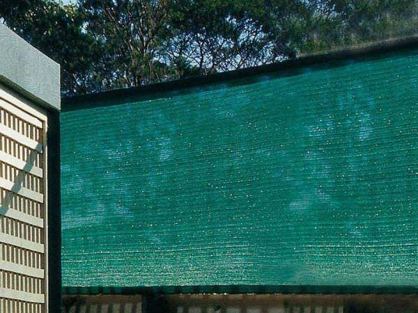 1x5m 90% Blocking Fence Screen Privacy Screen Wind Screen Deep Green for Balcony, Railing, Fence,Porch, Pool, Patio, Deck