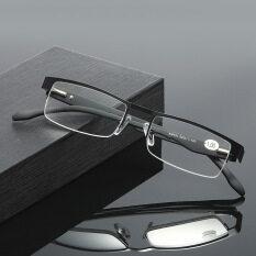 Kính Đọc Sách hzp chống Xanh cho người già Kính đọc sách đặc biệt gọng kính quang học bằng kim loại cho nam