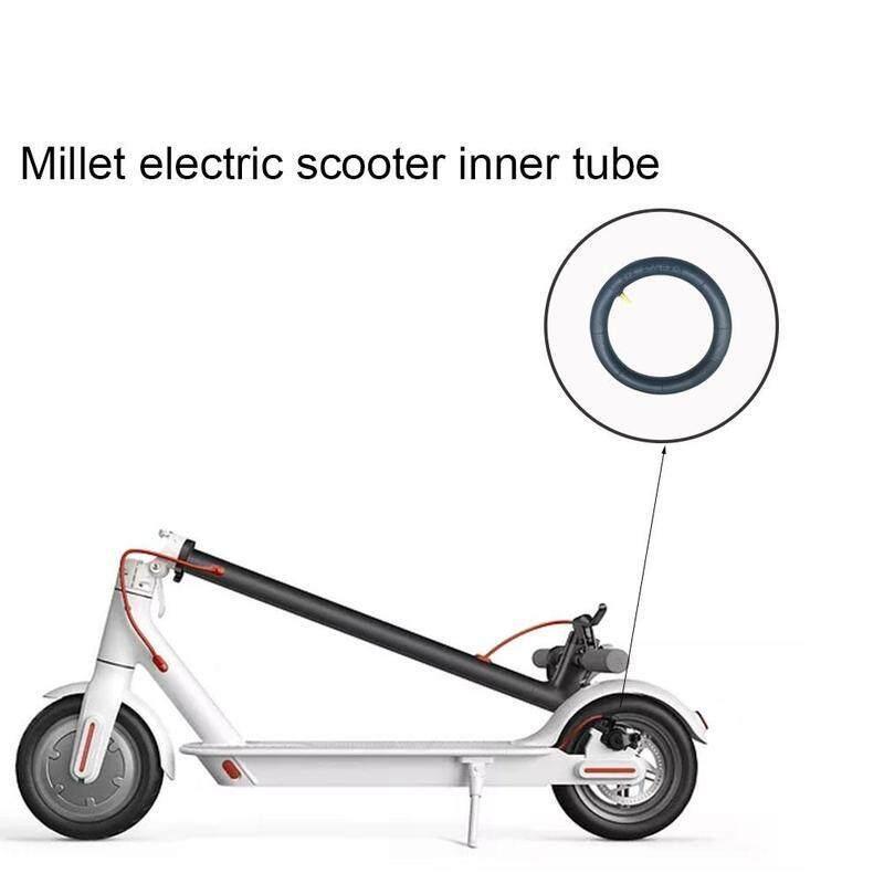 【 Xe tay ga ống bên trong 】8. 5-inch Tiểu-Mi Xe Tay Ga Dày Bên Trong Lốp Xe-cụ thể bên trong ống phụ kiện (1 Chiếc) - 5