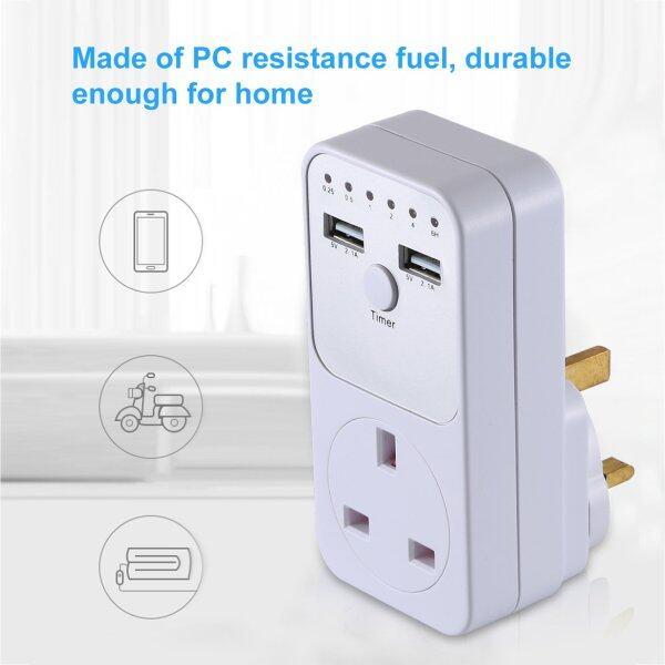 Top Picks EU UK AU Plug Countdown Timer Switch Smart Control Plug-In Socket Device