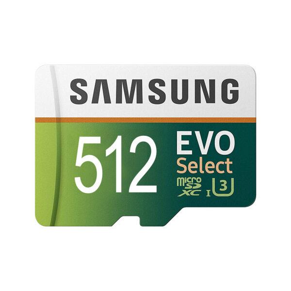 Eleanorew® Samsung EVO 64G/128G/256G/512G/1T TF Memory Storage Card for Phone Tablet Camera
