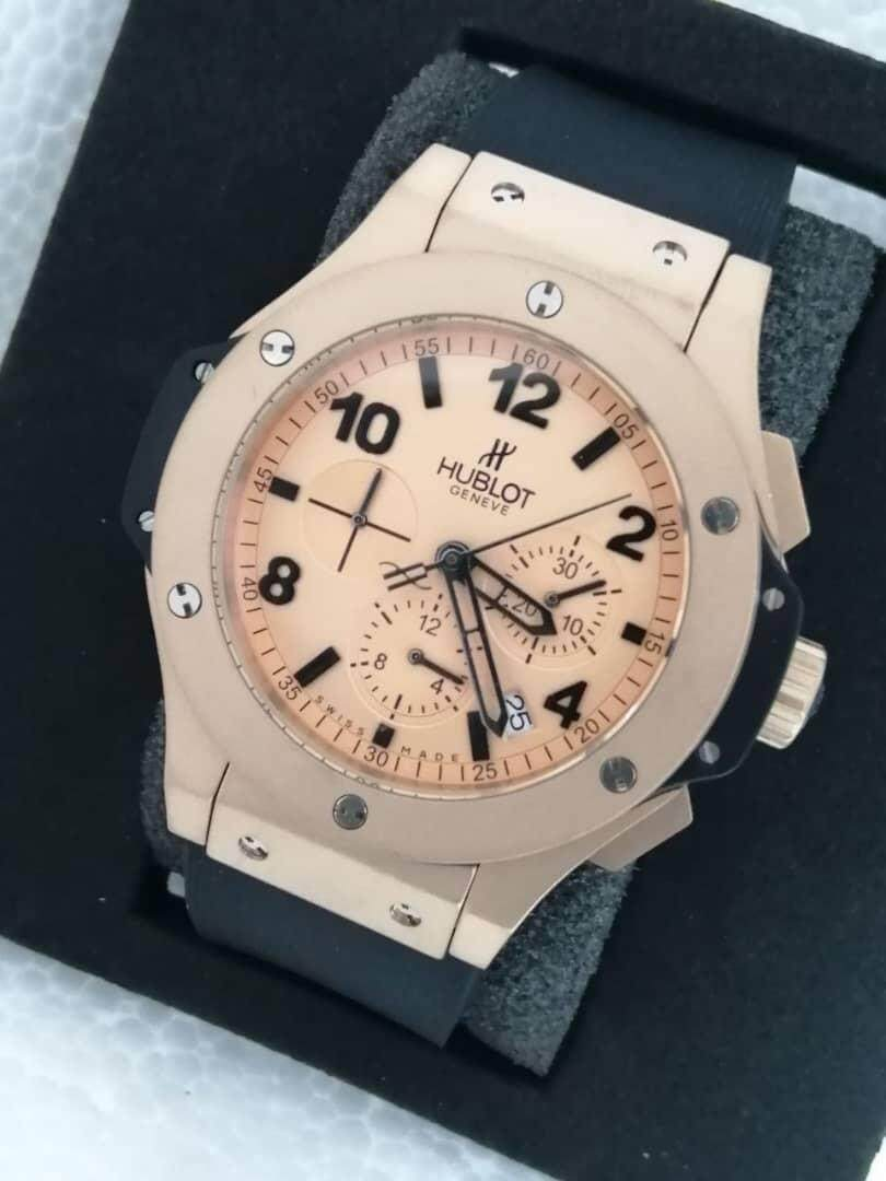 Premium Qulity   Mens Automatic  Chronograph Stainless steel Watch Malaysia