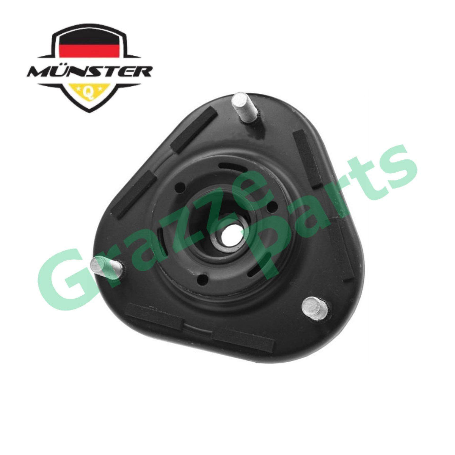 Münster Präzision Technology Absorber Mounting Front RH and LH 48609-21030  for Toyota Caldina ZZT241W AZT246W
