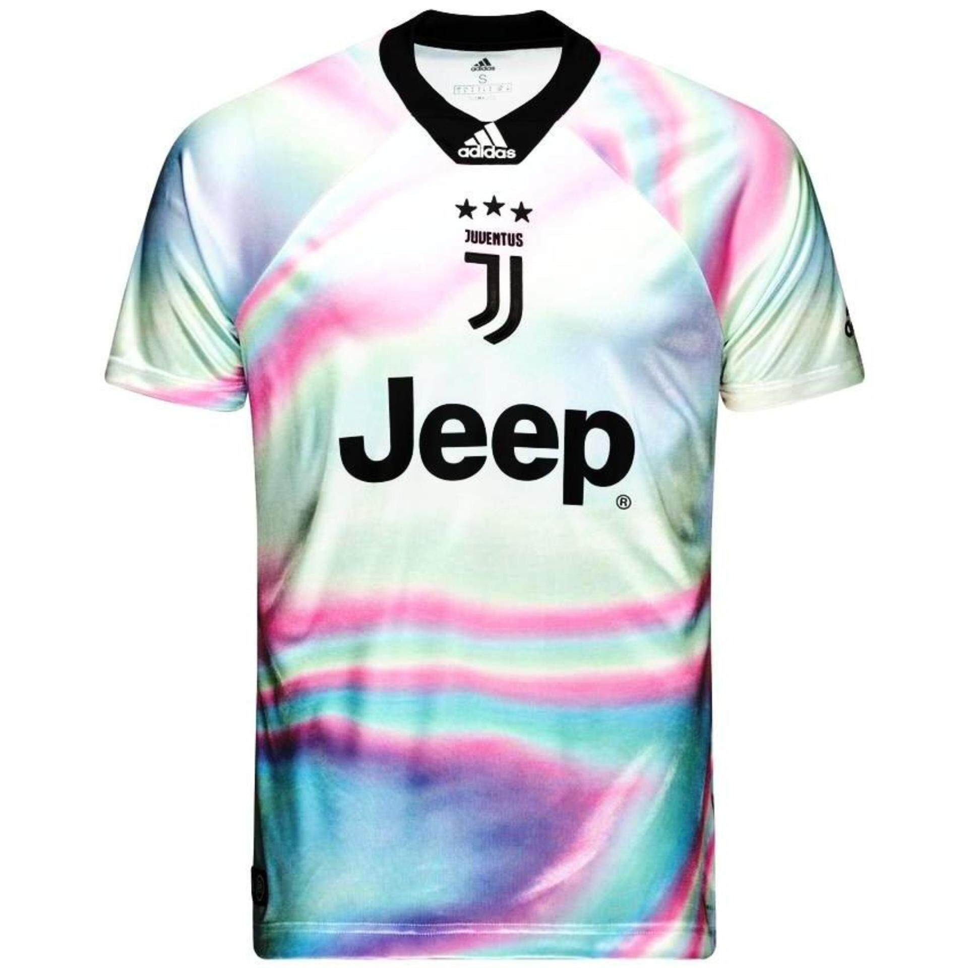 quality design 95a9a c922b Juventus Fourth Jersey EA 2018 LIMITED EDITION for Men Italian Serie A