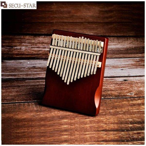 SECU-STAR Kalimba 17 Phím Ngón Tay Cái Piano Nhạc Cụ Ngón Tay Piano Mbira (Không Có Phụ Kiện)