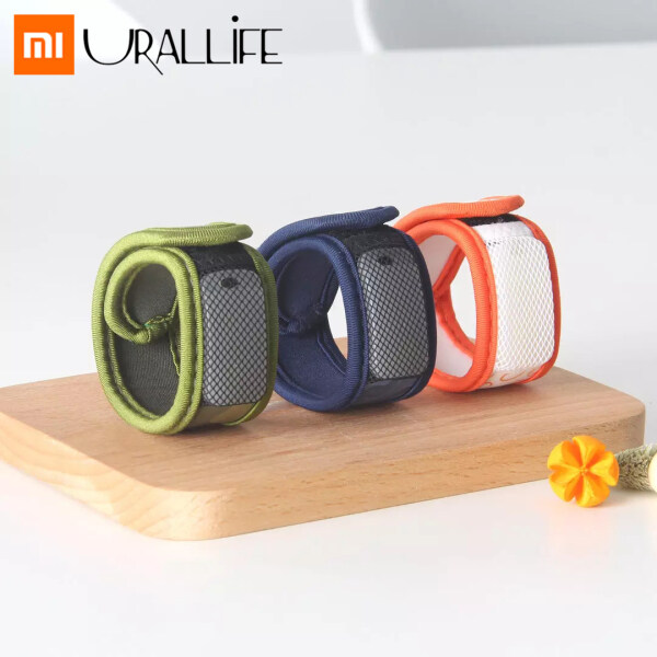Xiaomi Mijia Youpin Clean-n-Fresh Plant Mosquito Repellent Anti-mosquito Bracelet Anti Insect Dispeller Repeller Wristband Hand Strap For Baby Adult Children Outdoor Travelling