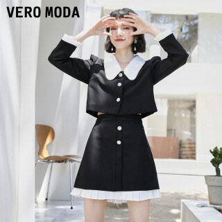 Vero Moda Áo Blazer Cổ Tròn Peter Cổ Chữ V Cho Nữ 321308056 thumbnail