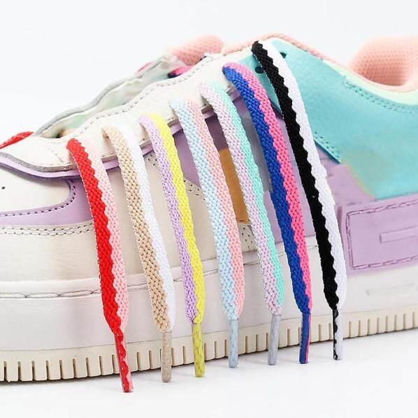 , Giày Vải Giày Màu Trắng Nhỏ, Dây Giày Dệt Phụ Kiện Giày Giày Khoét Lỗ Dây Ren giá rẻ