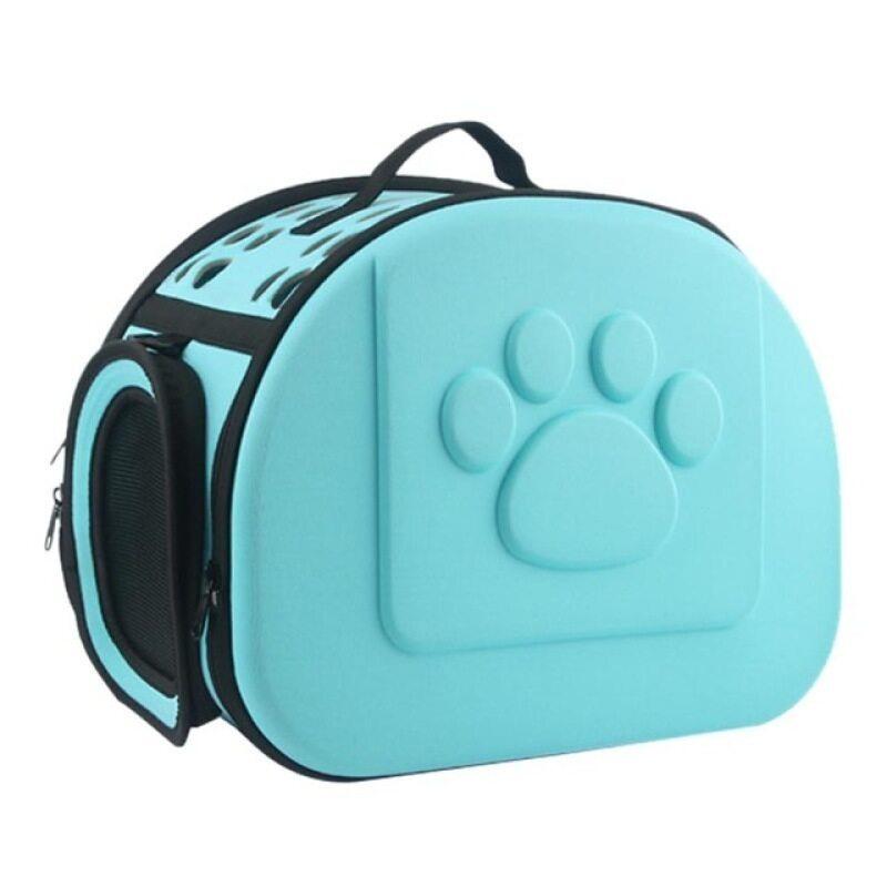 Túi Đựng Vật Nuôi EVC Cho Chó Mèo Lồng Di Động Ngoài Trời Có Thể Gập Lại Du Lịch Mèo Puppy Túi Mang Đồ Túi Xách Dụng Cụ Cho Thú Cưng