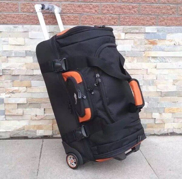 32 Inch Travel Bag Waterproof Large Capacity Suitcase Mens Luggage Oxford Bag Womens Trolley Case