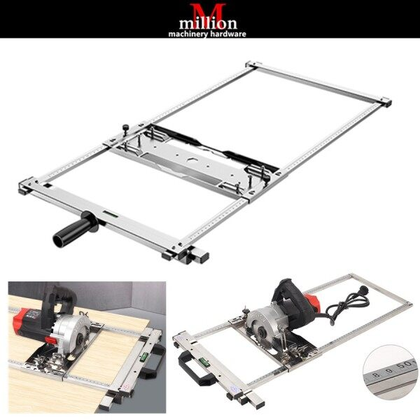 Saw Guide Rail For 4-7 Inches Electricity Circular Saw Multi-function Cutting Machine