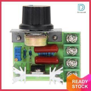 Bộ Điều Chỉnh Điện Áp SCR 2000W, Tốc Độ Điều Khiển Mờ Thermostat thumbnail