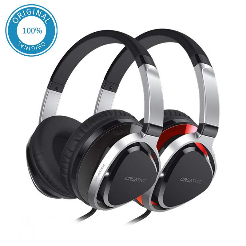 Creative Aurvana Live ! 2 Headset with 40mm Drivers and In-Line Mic Live2 Singapore