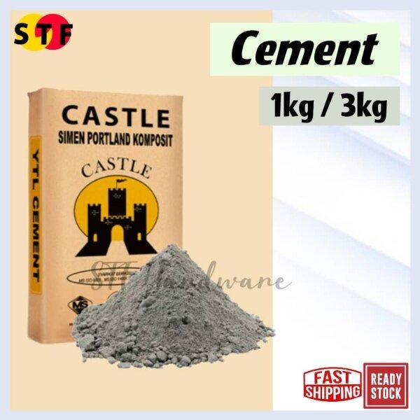 1KG YTL CASTLE Portland Cement / Simen YTL