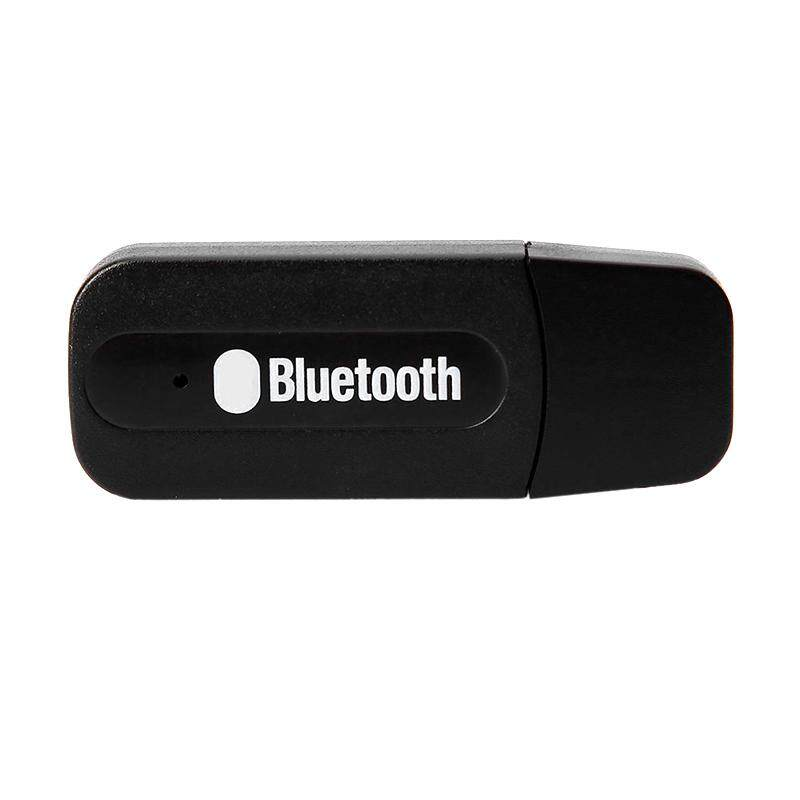 3.5mm Stereo Audio Music Speaker Receiver Adapter Dongle USB Bluetooth Wireless Malaysia
