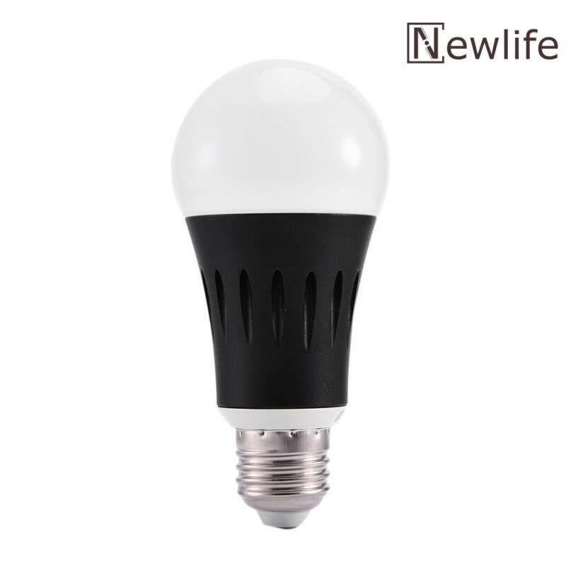 Bóng Đèn LED Thông Minh Ma Thuật, Bộ Hẹn Giờ Điều Khiển Từ Xa E27 7W RGBW Thay Đổi Độ Sáng Ánh Sáng