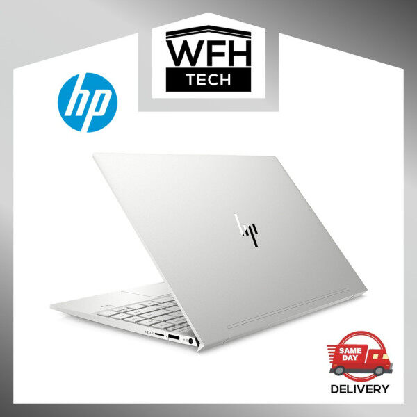 HP Envy 13-aq0020tx (Silver)/Intel Core i5-8265U 1.60~3.90Ghz/8GB D4/256GB SSD/13.3FHD/NVD MX250 2G D5/No ODD/Windows Malaysia