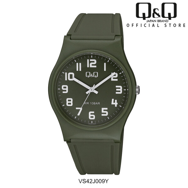 Q&Q Japan by Citizen VS42 Mens Fashion Resin Watch Malaysia
